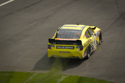 Brian Scott, Joe Gibbs Racing Toyota in the grass