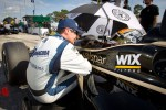 Alex Tagliani, Team Barracuda - BHA Lotus and Oriol Servia, Lotus Dreyer & Reinbold Racing Lotus