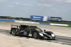 #31 Lotus Lola B12/60 Coupe Lotus: Thomas Holzer, Mirco Shultis, Luca Moro