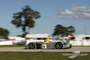 #9 Audi R8: Doug Smith