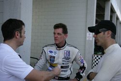 Christophe Bouchut, Scott Tucker and Joao Barbosa