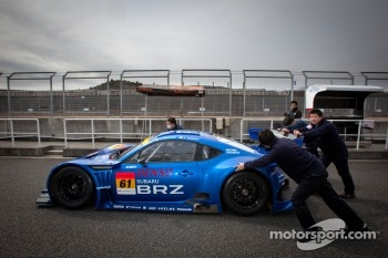 #61 R&D Sport Subaru BRZ GT300