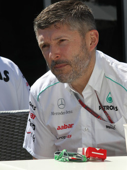 Nick Fry, Mercedes GP