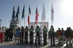 Pre-race ceremonies