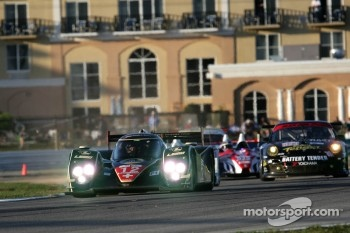 #12 Rebellion Racing Lola B10/60 Coupe Toyota: Nicolas Prost, Neel Jani, Nick Heidfeld