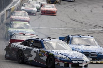 Trouble for Kasey Kahne, Hendricks Motorsports Chevrolet
