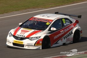 Gordon Shedden, Honda Yuasa Racing