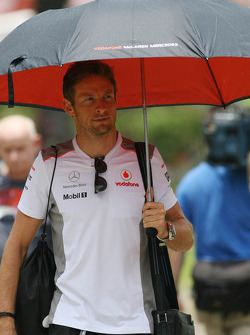Jenson Button, McLaren