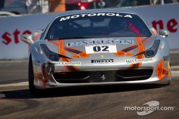 #02 Ferrari of San Francisco 458TP: Ed Brown