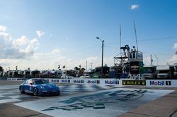 #17 Kelly Moss Motorsports Porsche GT3 Cup: Paul Barnhart, Jr.