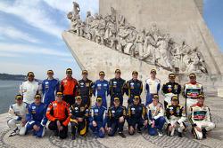 Pirelli WRC Academy photoshoot