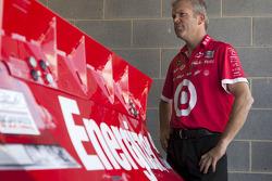 Juan Pablo Montoya, Earnhardt Ganassi Racing Chevrolet crew member
