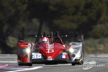 #46 Thiriet by TDS Racing ORECA 03: Mathias Beche, Pierre Thiriet