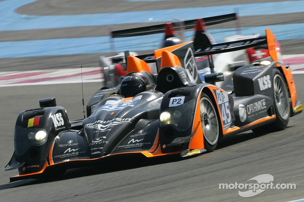 #45 Boutsen Ginion Racing Oreca 03 - Nissan: Jack Clarke, Bastien Brire, Sbastien Buemi