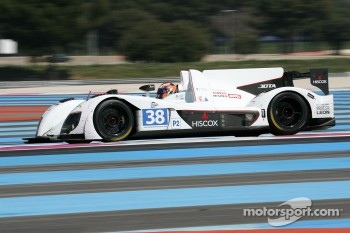 #38 JOTA Zytek Z11SN - Nissan: Sam Hancock, Simon Dolan