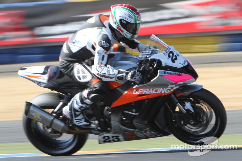 23-Cedric Tangre-Kawasaki ZX10R-Up Racing