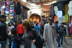 Moroccan atmosphere