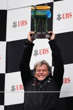 Podium: Norbert Haug, Mercedes Sporting Director