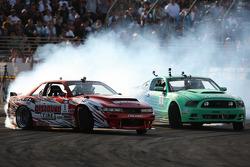 Daijiro Yoshihara and Justin Pawlak