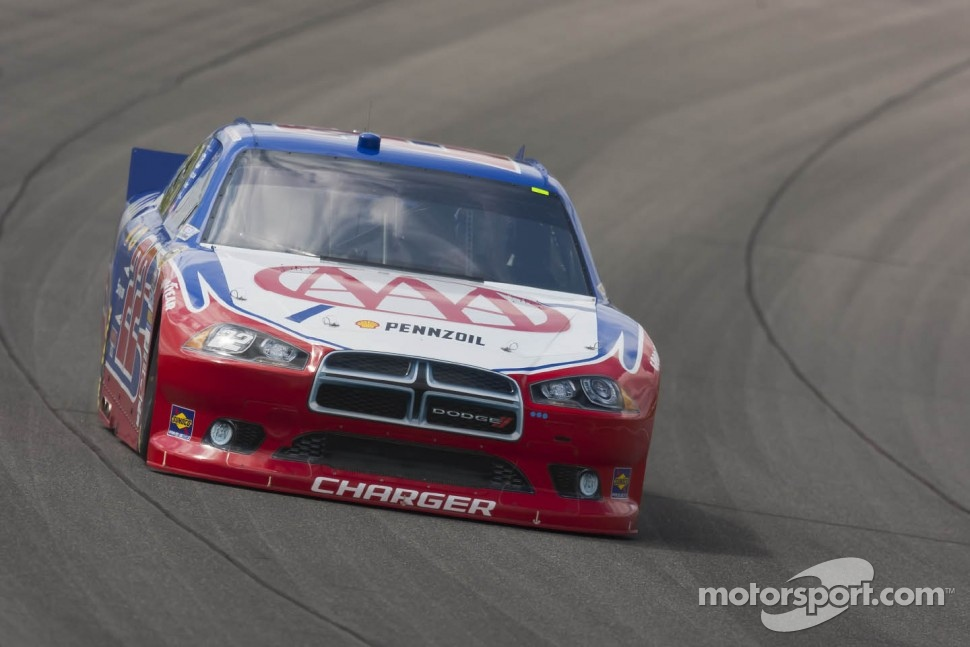 A.J. Allmendinger, Penske Racing Dodge