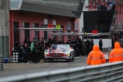 #38 All-Inkl.com Münnich Motorsport Mercedes-Benz SLS AMG GT3:, Marcus Winkelhock