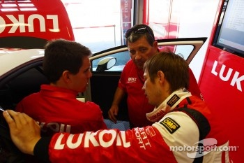 Alexey Dudukalo, Team Manager Lukoil Racing Team