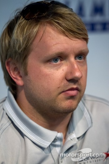 Pole winners press conference: pole sitter Ryan Dalziel