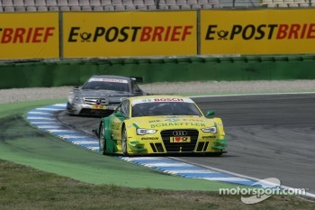 Mike Rockenfeller, Audi Sport Team Phoenix Racing Audi A5 DTM