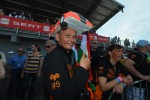 Fans of Norbert Michelisz