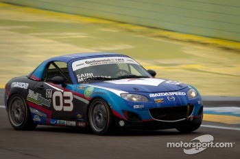 CJ Wilson Racing Mazda MX-5
