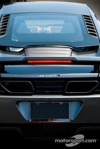 McLaren MP4-12C