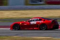 #25 Ferrari 599XX