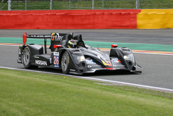 #26 Signatech Nissan Oreca 03 Nissan: Pierre Ragues, Nelson Panciatici, Roman Rusinov