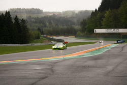 Out of Blanchimont, #57 Krohn Racing Ferrari 458 Italia: Tracy Krohn, Nic Jonsson, Michele Rugolo