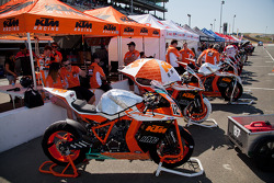 KTM/HMC Racing ready for SuperBike Race #2