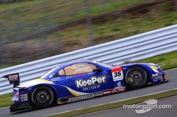#35 Lexus Team KeePer Kraft Lexus SC430: Yuji Kunimoto, Andrea Caldarelli