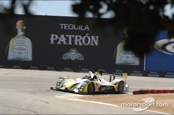 #7 Merchant Services Racing Oreca FLM09: Tony Burgess, Chapman Ducote, James Kovacic
