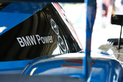 BMW Power - Chip Genassi Racing during tech inspection