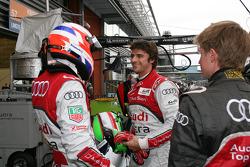 #4 Audi Sport Team North America Audi R18 Ultra: Oliver Jarvis, Marco Bonanomi