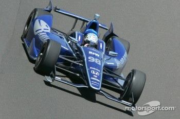 Alex Tagliani, Team Barracuda-BHA Honda