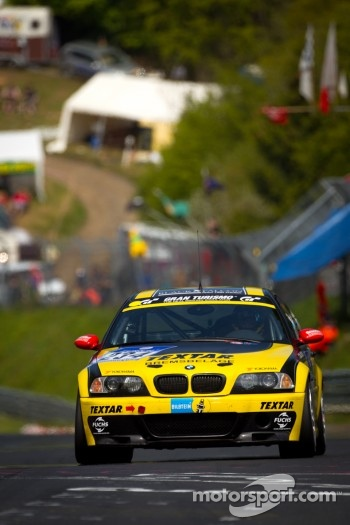 #234 Black Falcon Team TMD Friction BMW M3: Steve Jans, Tim Scheerbarth, Carsten Knechtges
