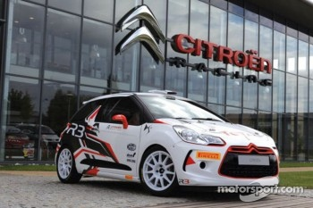 The Citroën DS3 R3