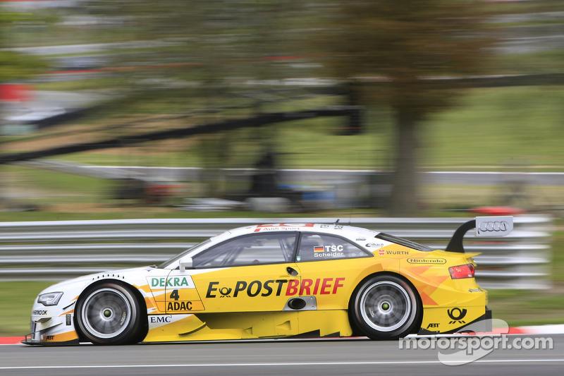 Timo Scheider, ABT Sportsline Audi A5 DTM