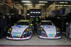 Manthey Racing garage