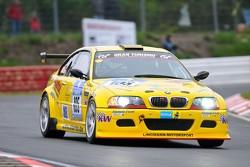 #105 MSC Rhön e.V. im AvD BMW M3: Pascal Bour Nicolas Bereaud Rene Wolff Harald Rettich
