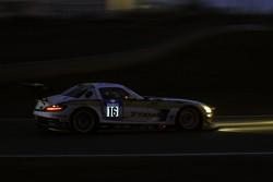 #16 Black Falcon Mercedes-Benz SLS AMG GT3: Hannes Plesse, Andrii Lebed, Christian Bracke, Reinhold Renger