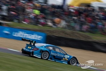 Robert Wickens, Mcke Motorsport AMG Mercedes C-Coupe