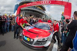 #24 Audi race experience Audi R8 LMS Ultra