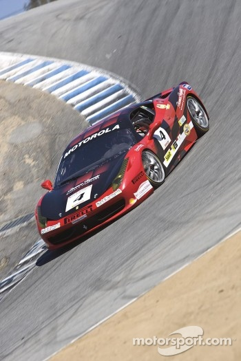 #4 Ferrari of Beverly Hills Ferrari 458 Challenge: Christopher Ruud