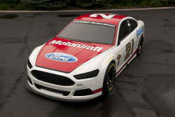 The 2013 Wood Brothers Ford Fusion livery
